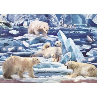Puzzle  Art-Puzzle-4539 Eisbären