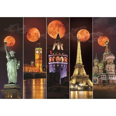 Puzzle Art-Puzzle-4548 Wonderful Moon