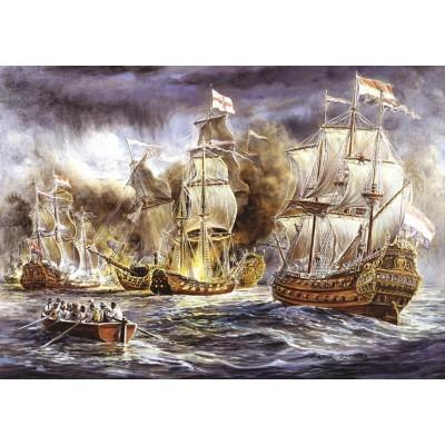 Puzzle  Art-Puzzle-4549 Seekrieg