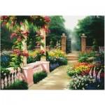 Puzzle  Art-Puzzle-4570 Eden Garten