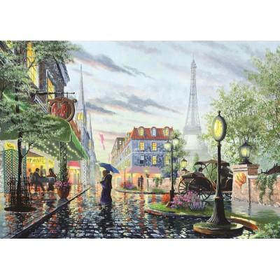 Puzzle  Art-Puzzle-4574 Summer Rain