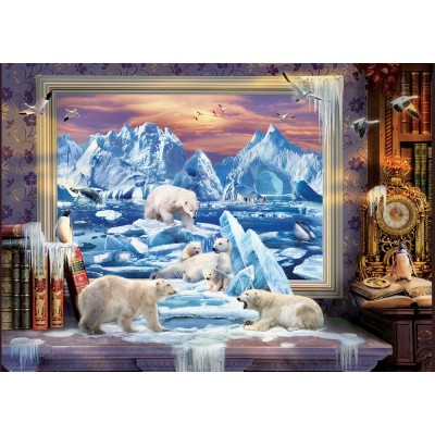Puzzle  Art-Puzzle-4624 Artic Dream
