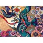 Puzzle  Art-Puzzle-4646 David Galchutt: Lebhafter Frühling