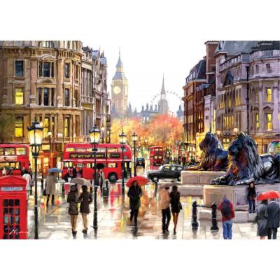Puzzle  Art-Puzzle-4712 London