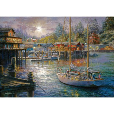 Puzzle Art-Puzzle-4715 Harbor