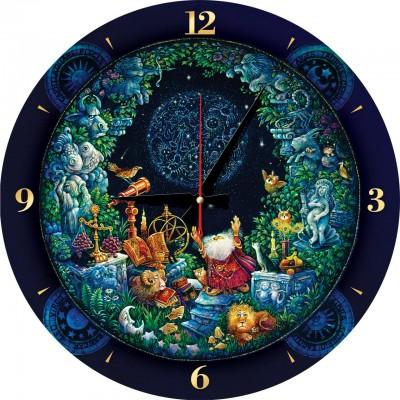 Art-Puzzle-5003 Puzzle-Uhr - Astrologie