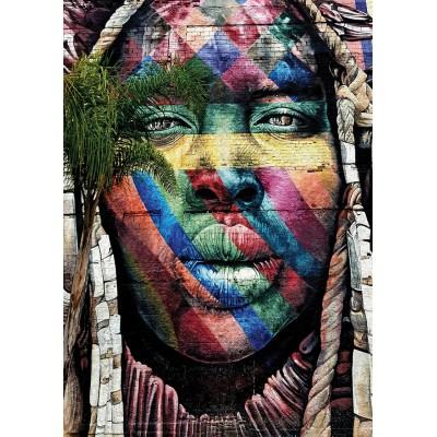 Puzzle  Art-Puzzle-5021 Grafitti, Sao Paulo