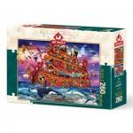 Puzzle  Art-Puzzle-5024 Noah's Ark