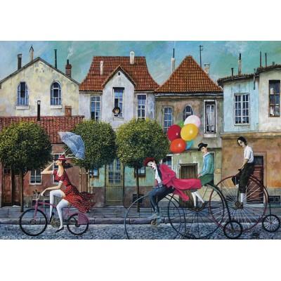 Puzzle Art-Puzzle-5029 Single Pedal