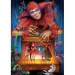 Puzzle  Art-Puzzle-5077 Masked Puppeteer