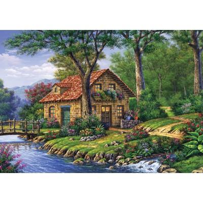 Puzzle  Art-Puzzle-5172 The Coast of Peace