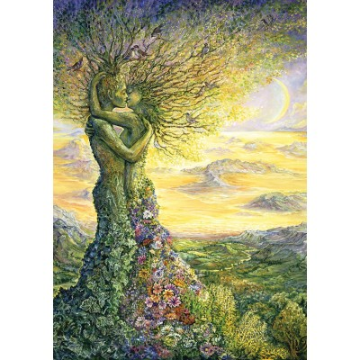 Puzzle Art-Puzzle-5175 Love of Nature