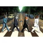 Puzzle  Art-Puzzle-5193 Cat Road