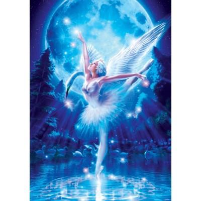 Puzzle  Art-Puzzle-5214 Swan Lake Ballet