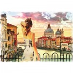 Puzzle  Art-Puzzle-5381 Views on Venice