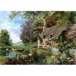 Puzzle  Art-Puzzle-5522 Far from the City