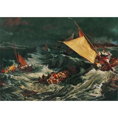 Puzzle Art-Puzzle-81049 Shipwreck