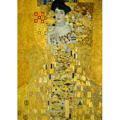 Puzzle  Art-by-Bluebird-60019 Gustave Klimt - Adele Bloch-Bauer I, 1907
