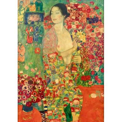Puzzle  Art-by-Bluebird-60037 Gustave Klimt - The Dancer, 1918