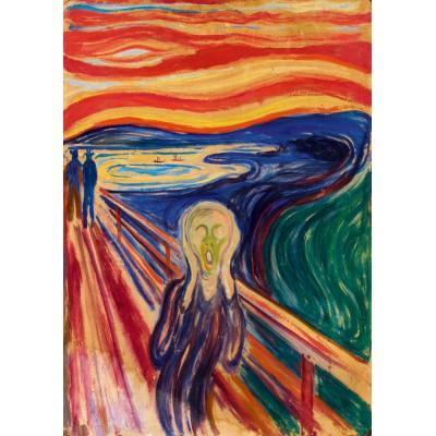 Puzzle  Art-by-Bluebird-60058 Munch - The Scream, 1910