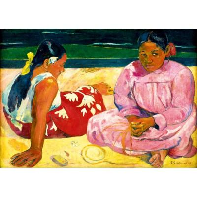 Puzzle  Art-by-Bluebird-60076 Gauguin - Tahitian Women on the Beach, 1891