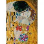 Puzzle  Art-by-Bluebird-60079 Gustave Klimt - The Kiss (detail), 1908