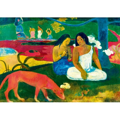 Puzzle  Art-by-Bluebird-60090 Gauguin - Arearea, 1892