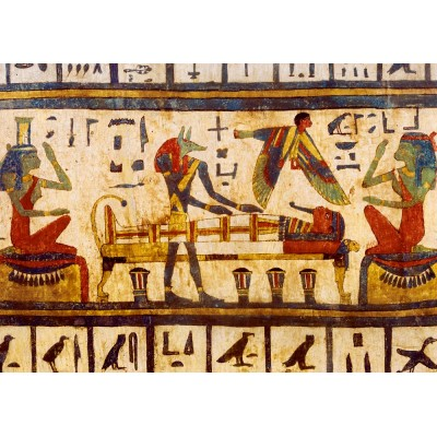 Puzzle  Art-by-Bluebird-60098 Egyptian