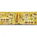 Puzzle  Art-by-Bluebird-60099 Egyptian Hieroglyph