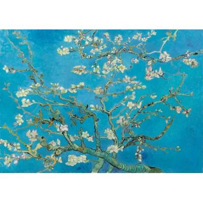 Puzzle  Art-by-Bluebird-Puzzle-60007 Vincent Van Gogh - Almond Blossom, 1890