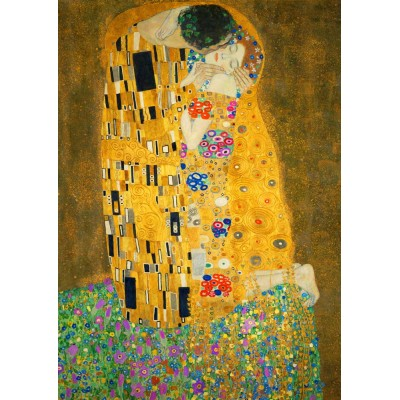 Puzzle Art-by-Bluebird-Puzzle-60015 Gustave Klimt - The Kiss, 1908