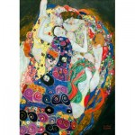 Puzzle  Art-by-Bluebird-Puzzle-60070 Gustave Klimt - The Maiden, 1913