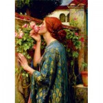 Puzzle  Art-by-Bluebird-Puzzle-60096 John William Waterhouse - The Soul of the Rose, 1903