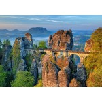 Puzzle  Bluebird-Puzzle-70003 The Bastei Bridge