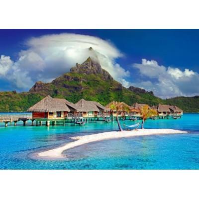 Puzzle Bluebird-Puzzle-70005 Bora Bora, Tahiti