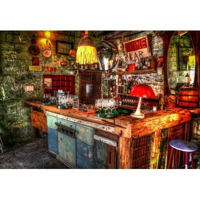 Puzzle  Bluebird-Puzzle-70011 Ruin Bar in Budapest