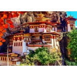 Puzzle  Bluebird-Puzzle-70013 Taktsang, Bhutan