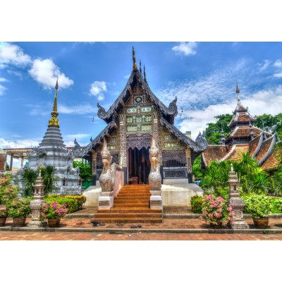 Puzzle  Bluebird-Puzzle-70018 Chiang Mai, Thailand