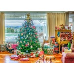 Puzzle  Bluebird-Puzzle-70019 Christmas at Home