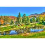 Puzzle  Bluebird-Puzzle-70023 Stowe, Vermont, USA