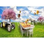 Puzzle  Bluebird-Puzzle-70044 Romantic Picnic