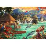 Puzzle  Bluebird-Puzzle-70052 Island Life