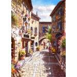 Puzzle  Bluebird-Puzzle-70056 Eze Village
