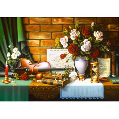 Puzzle  Bluebird-Puzzle-70078 She Loves Me
