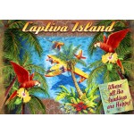 Puzzle  Bluebird-Puzzle-70104 Parrot Palm Clipper