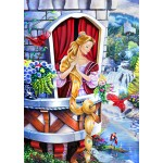 Puzzle  Bluebird-Puzzle-70107 Rapunzel