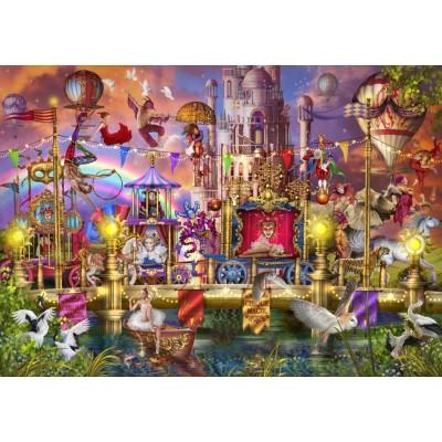 Puzzle Bluebird-Puzzle-70117 Magic Circus Parade