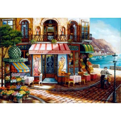 Puzzle  Bluebird-Puzzle-70124 Chez Michelle