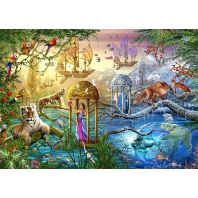 Puzzle  Bluebird-Puzzle-70128 Shangri La
