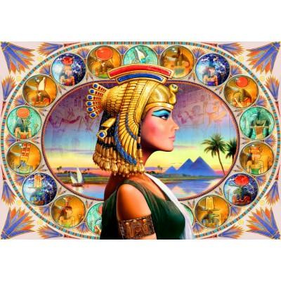 Puzzle  Bluebird-Puzzle-70130 Nefertari